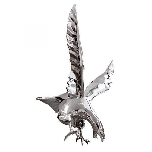 1H911001 American Eagle Sculpture Resin Custom Maker (2)
