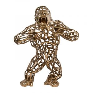 1H912003 Richard Orlinski King Kong Cina Fornitore d'oro