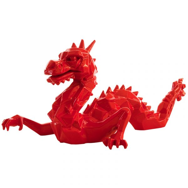 Dragon Garden Statues Resin China Factory (1)