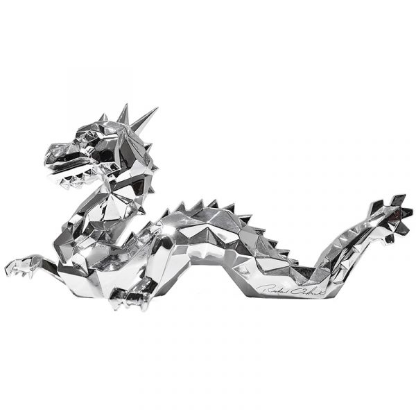 Dragon Garden Statues Resin China Factory (2)