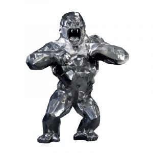 King Kong Sculpture Gooden Resin Company Sliver