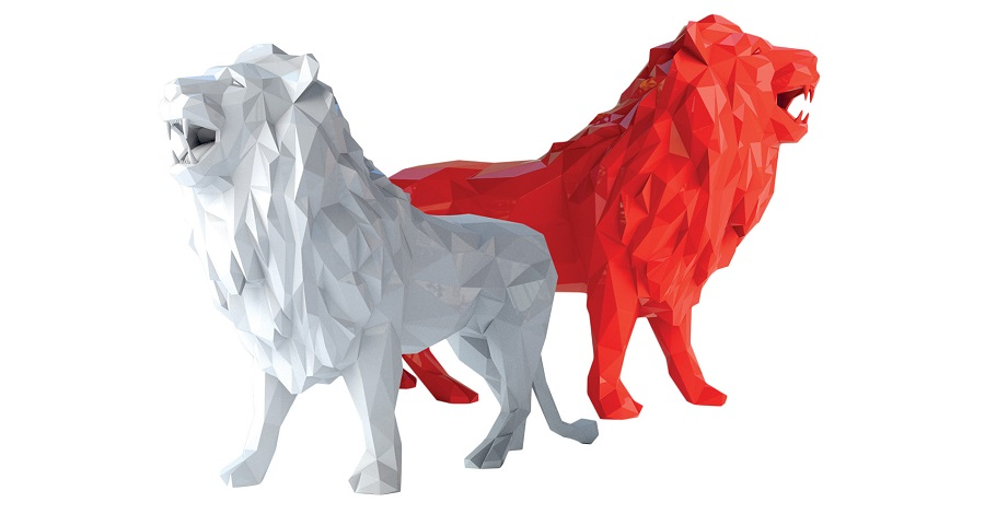 Lion Sculpture For Sale (4)