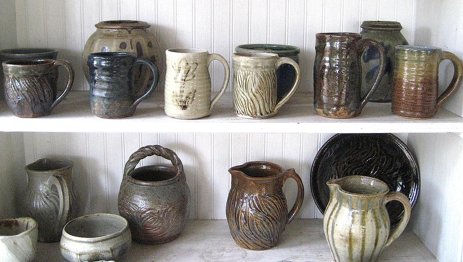 Relationship between sculpture and ceramic - Stoneware