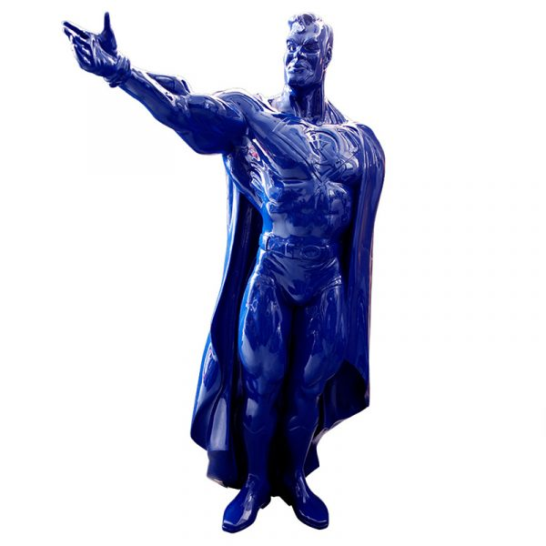 Superman Sculpture Resin China Company (2)