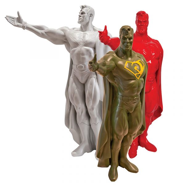 Superman Sculpture Resin China Company (3)