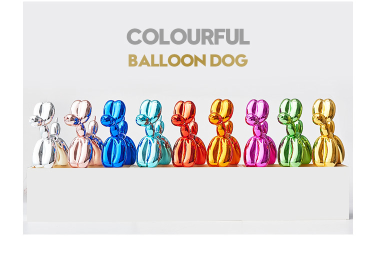 Balloon Dog Detail (14)