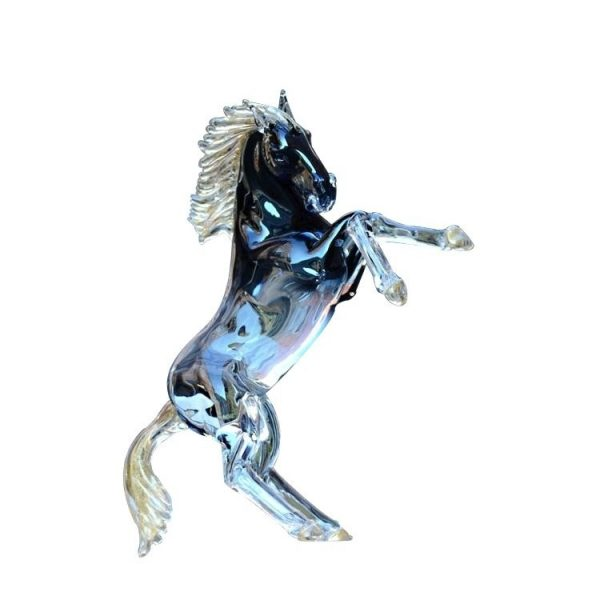 glass horse sculptures online sale (1)