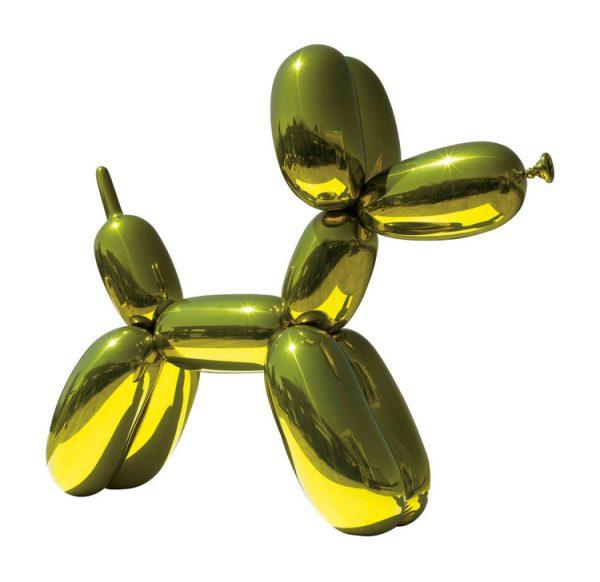 jeff koons balloon dog yellow (1)
