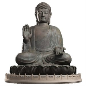 1I711001 tian tan buddha statue (14)
