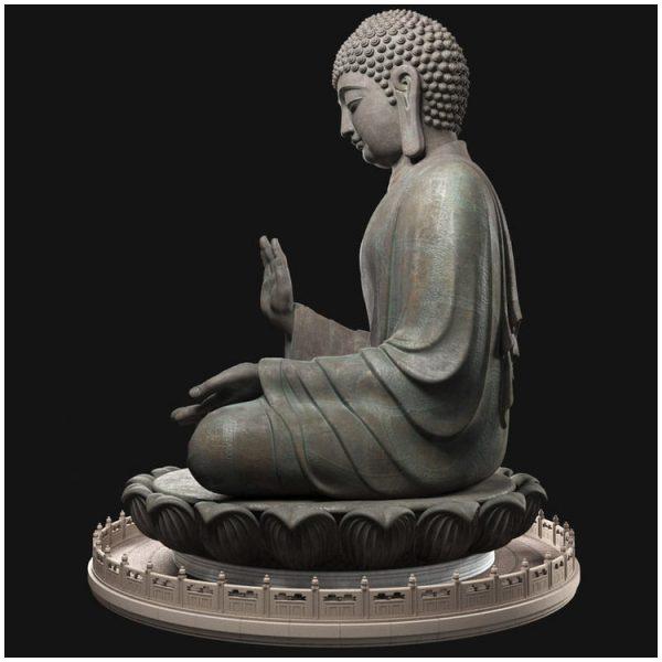 1I711001 tian tan buddha statue (3)
