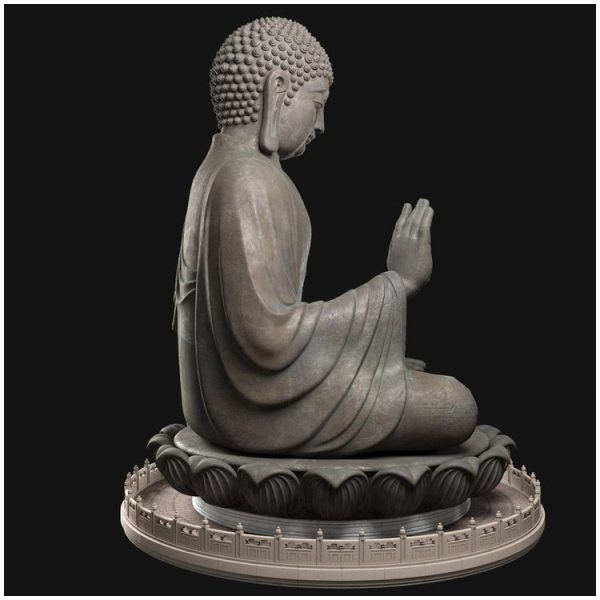 1I711001 tian tan buddha statue (4)