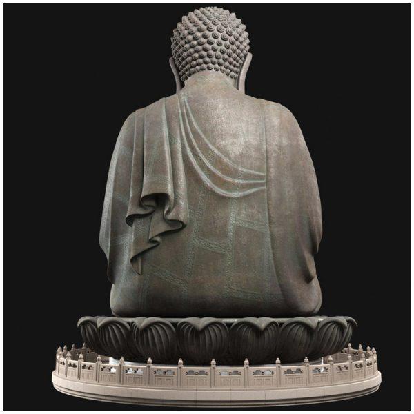 1I711001 tian tan buddha statue (5)