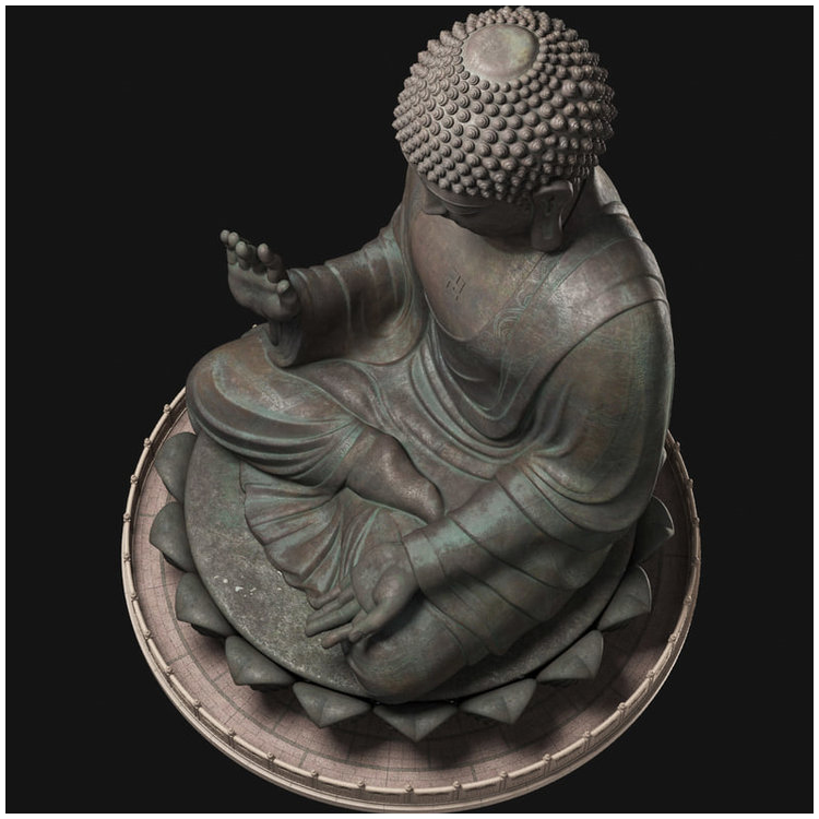 1I711001 tian tan buddha statue (6)