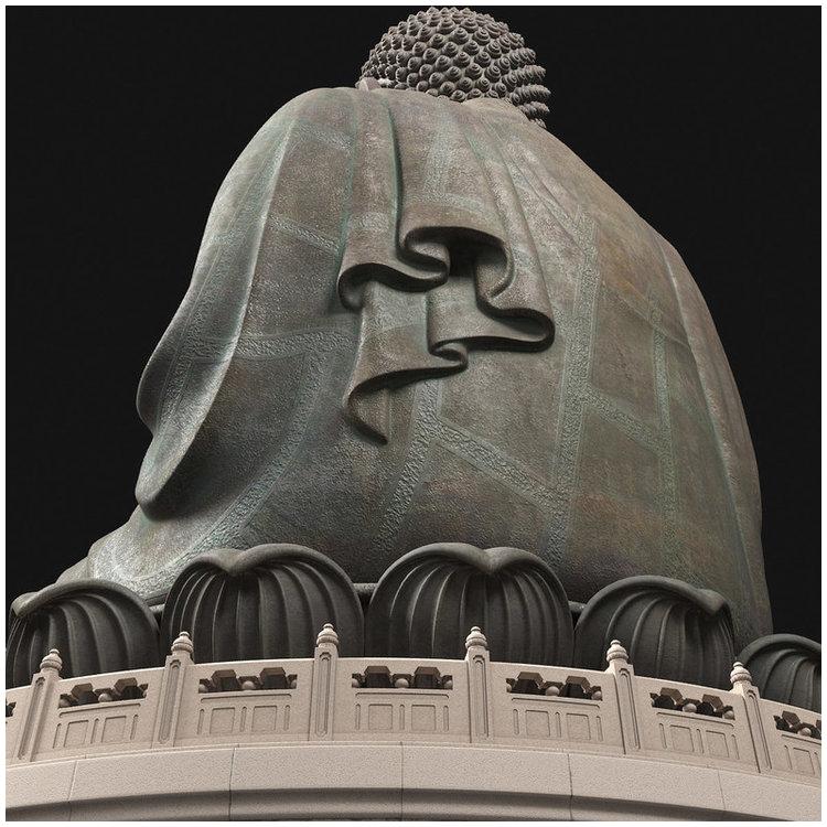 1I711001 tian tan buddha statue (7)