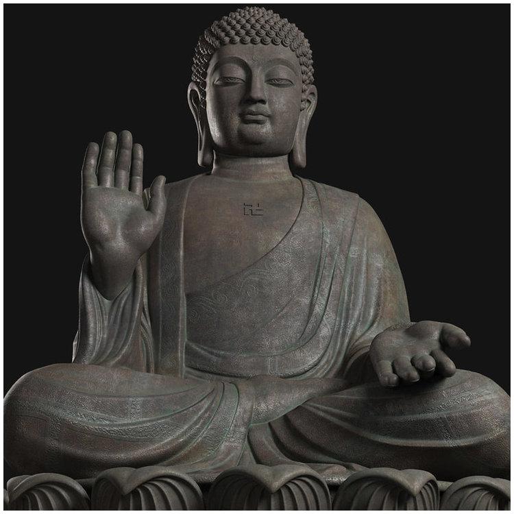 1I711001 tian tan buddha statue (8)