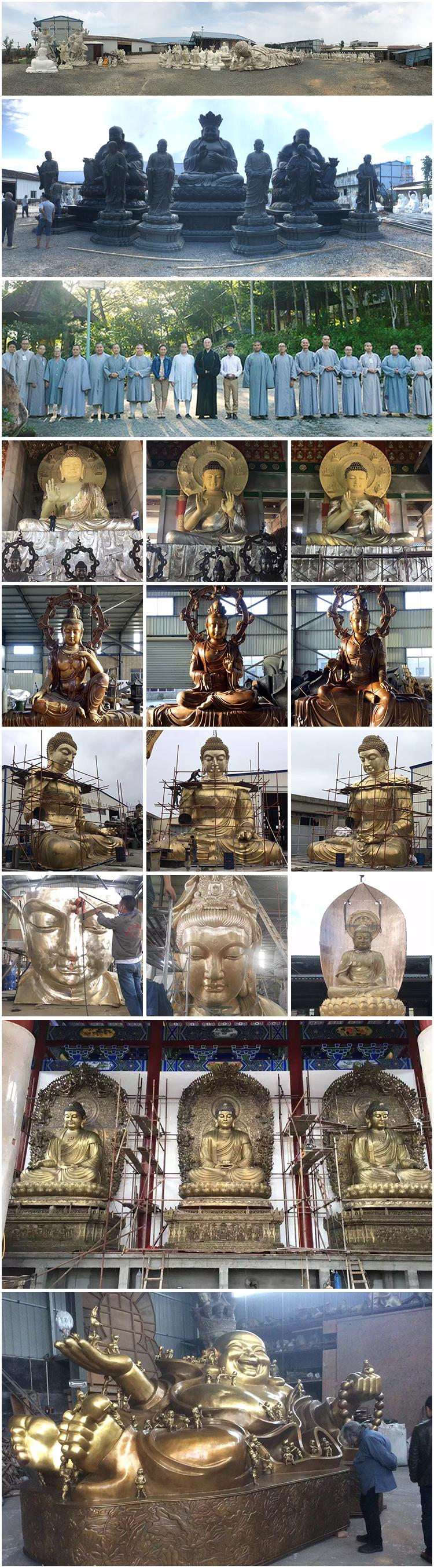 Bronze Buddha Process Main