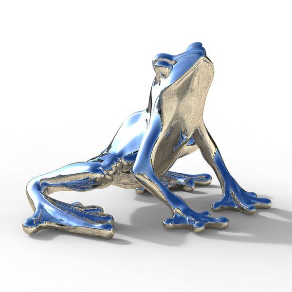 Large Metal Frog Sculpture Manufacturer (11)