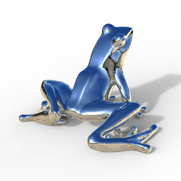 Large Metal Frog Sculpture Manufacturer (12)