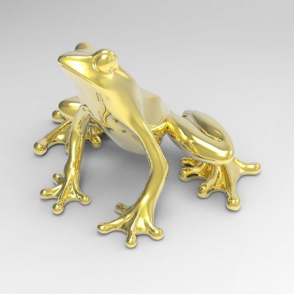 Large Metal Frog Sculpture Manufacturer (14)