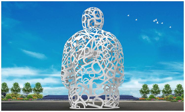 1I709080 sculture in acciaio inox (4)
