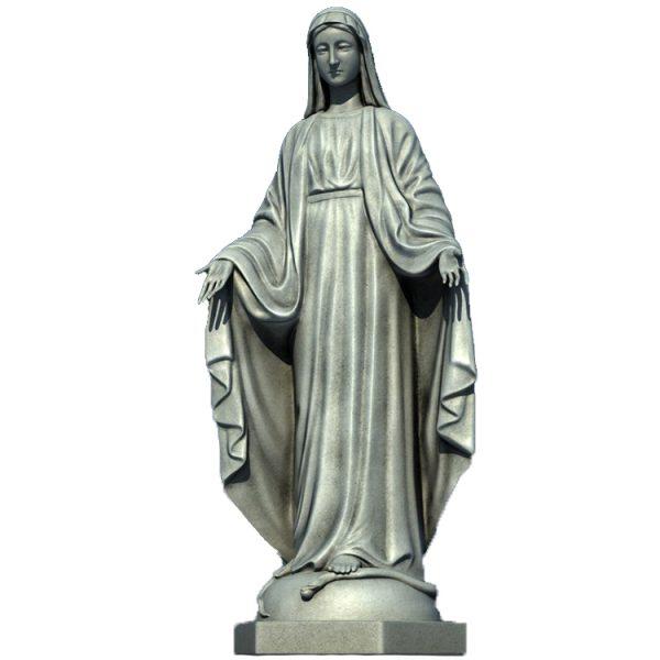 1I711004 virgin mary statue outdoor (1)