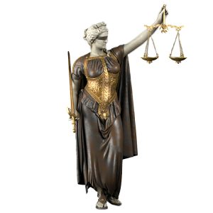 1I711005 Lady Justice Statue India Maker (1)