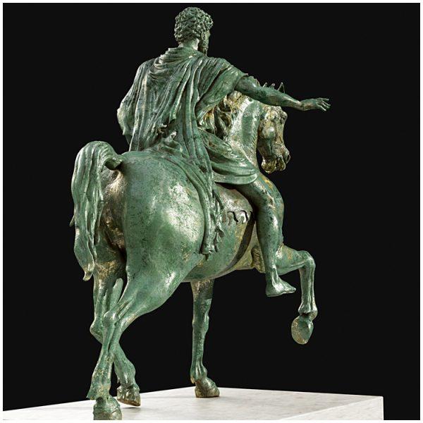 1I711008 Marcus Aurelius Equestrian Statue (20)