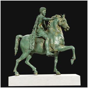 1I711008 Marcus Aurelius Equestrian Statue (21)