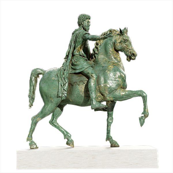 1I711008 Marcus Aurelius Equestrian Statue (23)
