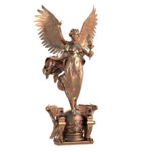 1I711014 Estatua de la victoria alada en venta (3)