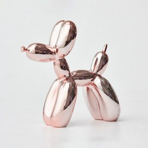 Pink Balloon Dog Statue Online Sale