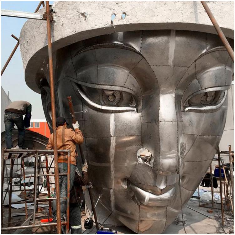 1I730001 stainless steel statue maker manufacturer (4)