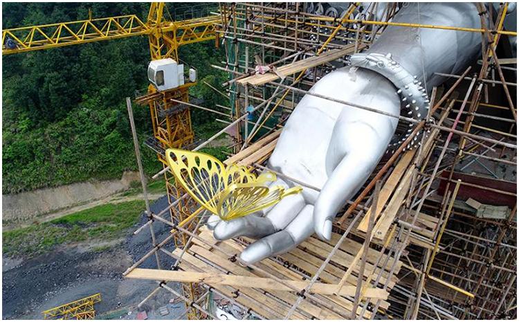 1I730001 stainless steel statue maker manufacturer (5)