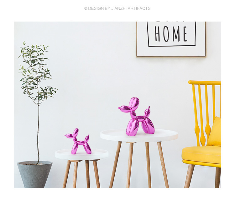 02 Balloon Dog Sculpture UK Online Sale (1)