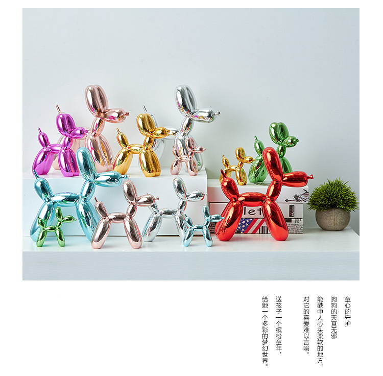 02 Balloon Dog Sculpture UK Online Sale (2)