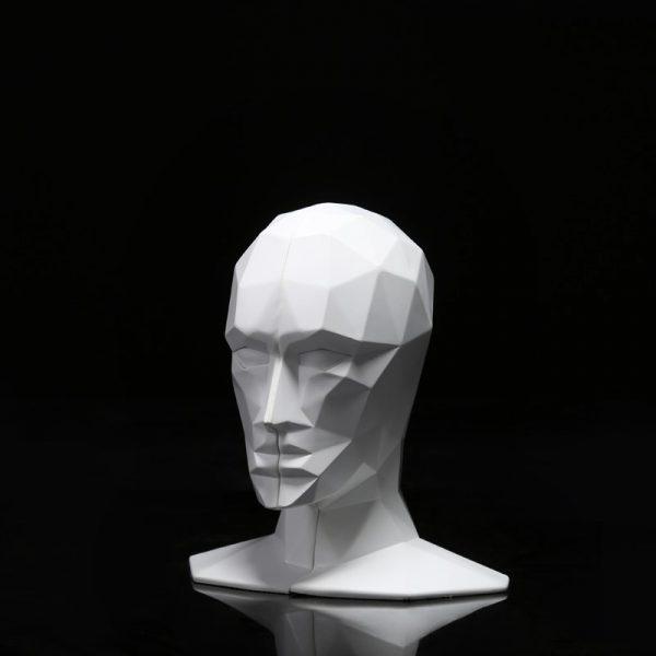 1I709066 Human Head Bookends Cheap Sale (8)