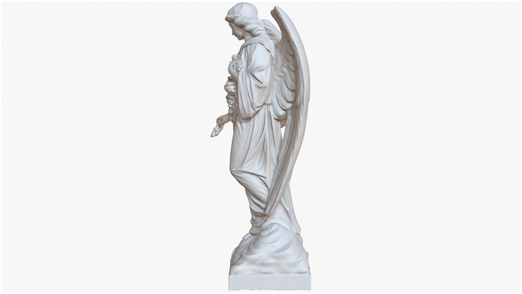 1I715007 Marble Angel Statue China Supplier (2)
