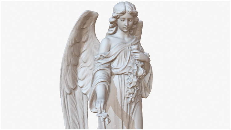 1I715007 Marble Angel Statue China Supplier (7)
