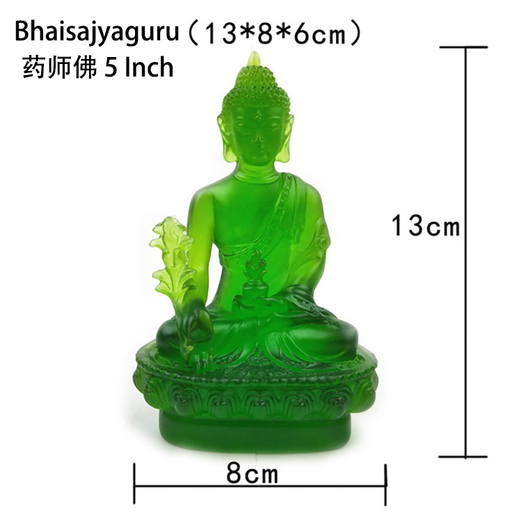 1I716010 Polyresin Buddha Statue Online Sale (10)