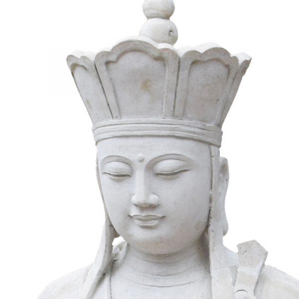 1I805002 ksitigarbha bodhisattva statue (1)