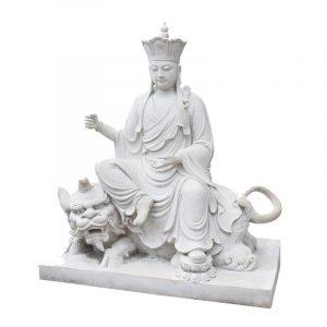 1I805002 ksitigarbha bodhisattva statue (3)