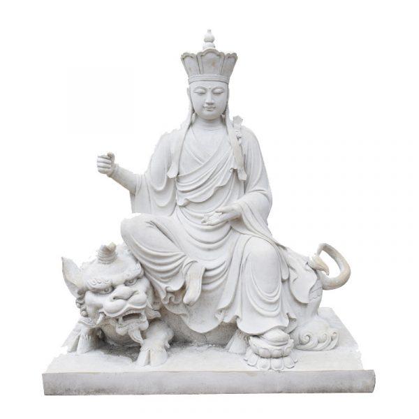 1I805002 ksitigarbha bodhisattva statue (4)