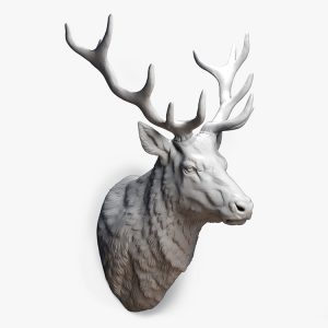 1I805010 Stag Head Decor Maker China (1)