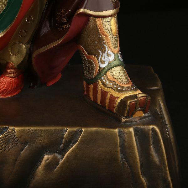 1I808001 Guan Yu Statue Online Sale (1)