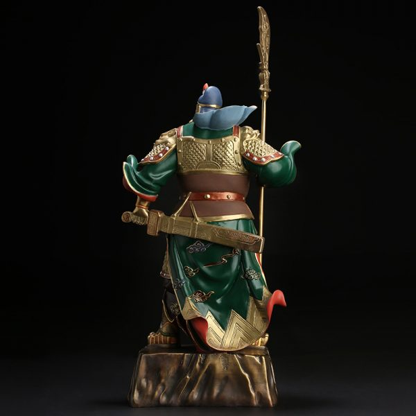 1I808001 Guan Yu Statue Online Sale (2)
