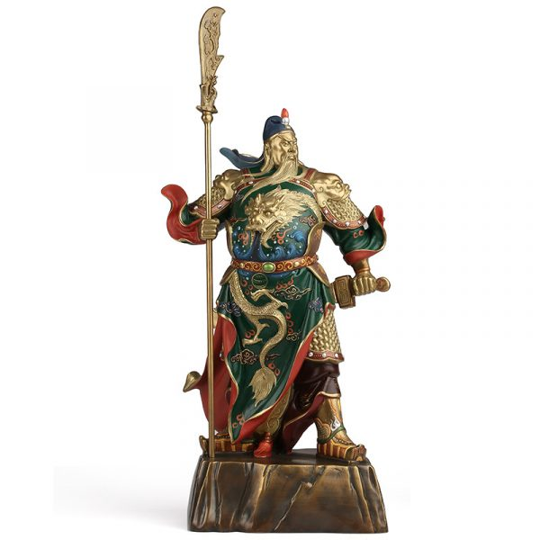 1I808001 Guan Yu Statue Online Sale (5)