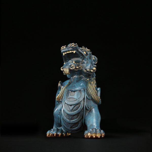 1I808003 Pixiu Statue Dragon Feng Shui Online Sale (1)