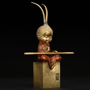 1I809003 Sun Wukong Statue Online Sale (2)