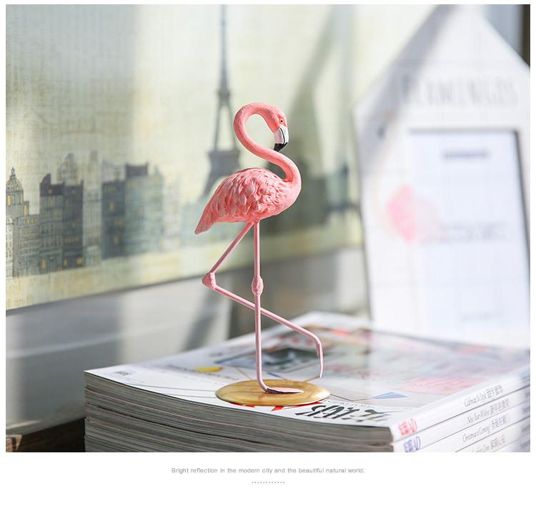 1I820002 vintage pink flamingo figurines (12)