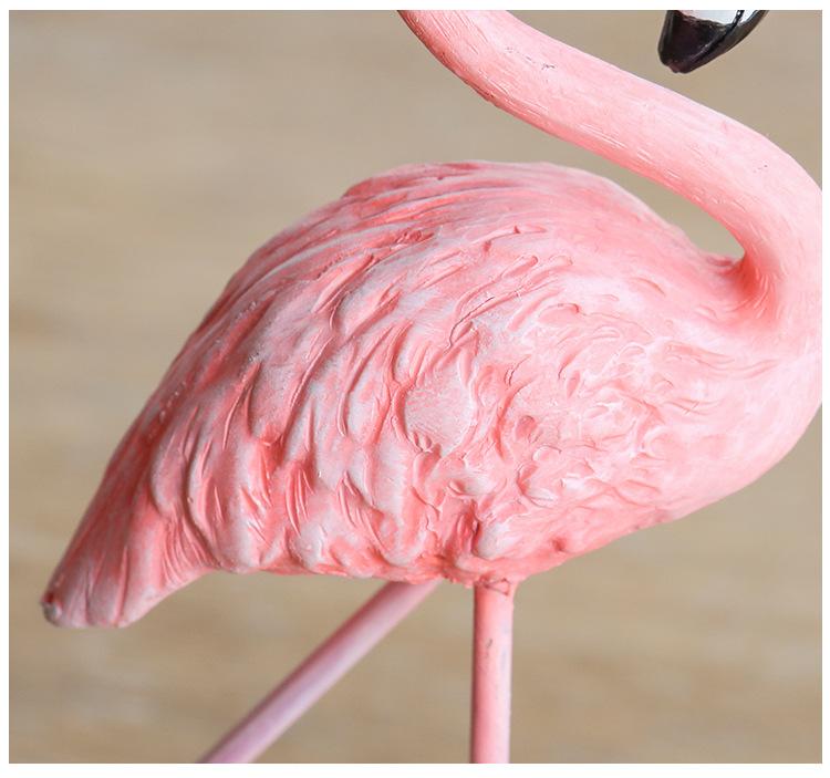 1I820002 vintage pink flamingo figurines (18)
